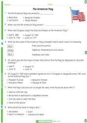 Worksheets For 3rd Grade Social Studies | worksheet example